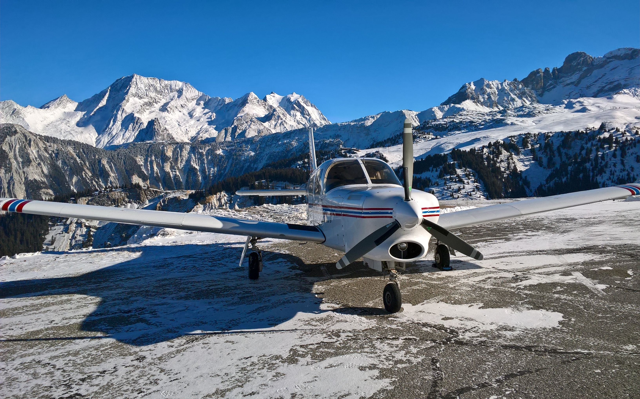 Fly Aeolus Cirrus SR22 Owner Partner